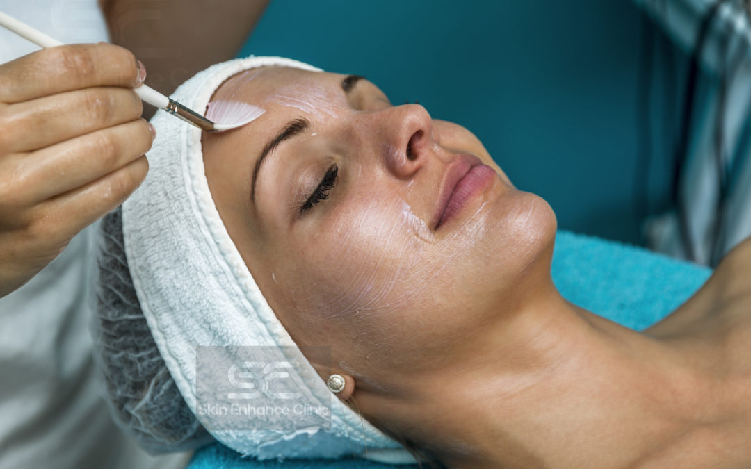 Want a chemical peel but discouraged by the words 'chemical' and 'peel'?