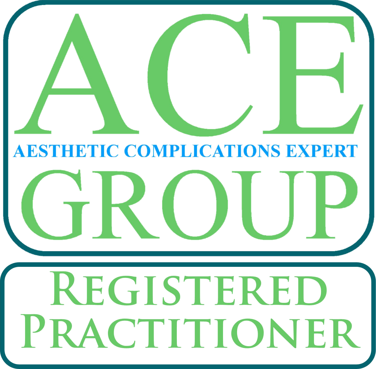 Registered practitioner